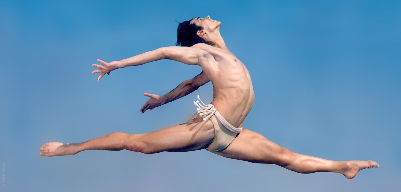 Igor Yebra Escuela Ballet Bilbao
