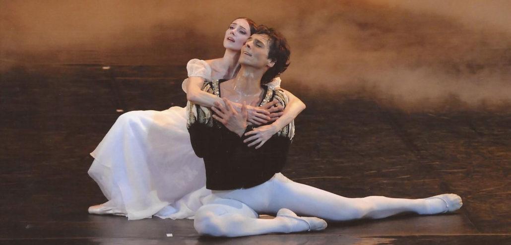 Igor Yebra en Giselle.