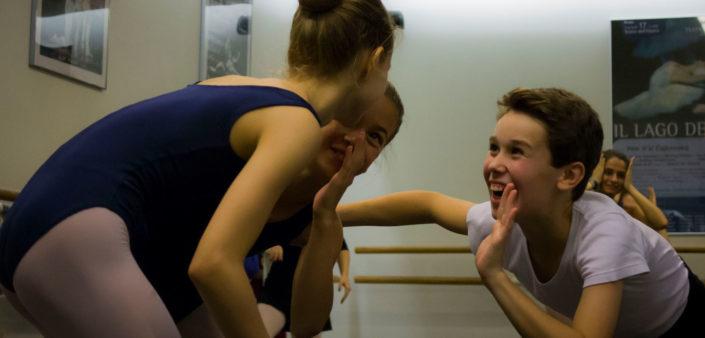 Danza Carácter Igor Yebra Escuela Ballet Bilbao