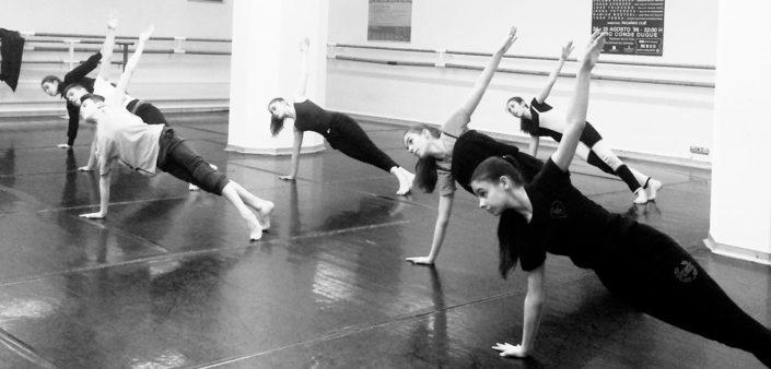 Danza Contemporánea Igor Yebra Escuela Ballet Bilbao