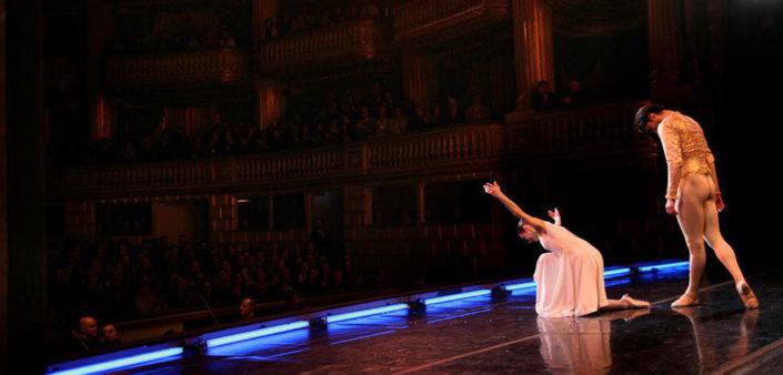 Taller Corage y Miedo Escénico Igor Yebra Escuela Ballet Bilbao