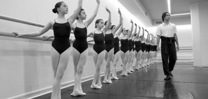 Iniciación y Predanza Igor Yebra Escuela Ballet Bilbao