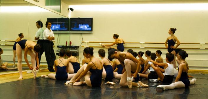 Cursos Verano Igor Yebra Escuela Ballet Bilbao