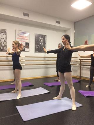 Ballet Adultos Igor Yebra Escuela Ballet Bilbao
