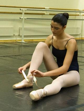 Clases Privadas Igor Yebra Escuela Ballet Bilbao