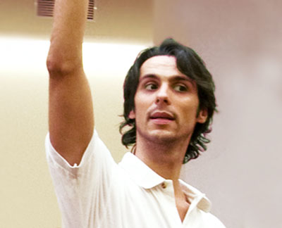 Maestro Igor Yebra Escuela Ballet Bilbao