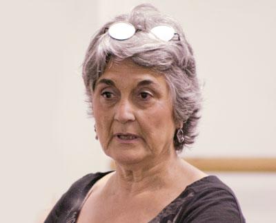Profesora Mila Iglesias Igor Yebra Escuela Ballet Bilbao
