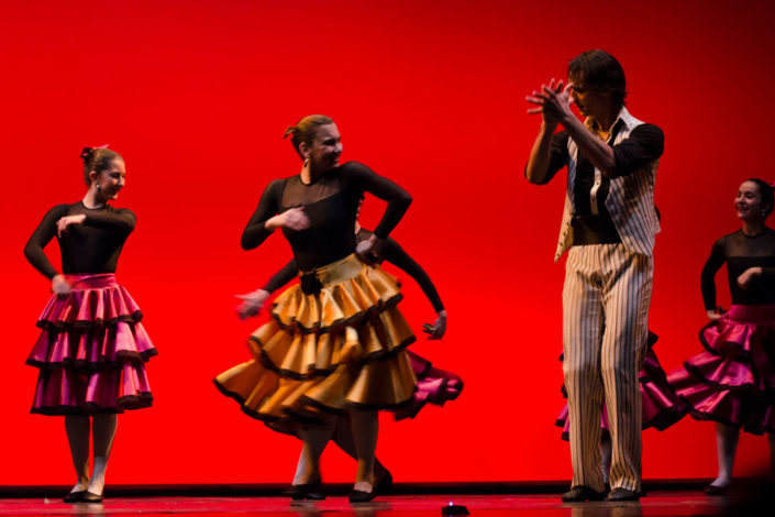 Escuela Bolera Igor Yebra Escuela Ballet Bilbao